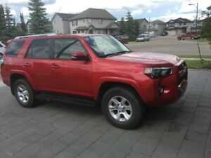 2014 Toyota 4Runner SR5 V6 Upgrade, Towing Package, 7 seater