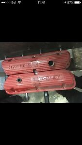 ford shelby valve covers