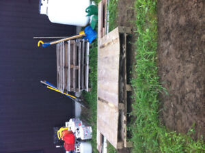 FREE Lot of Wood Pallets