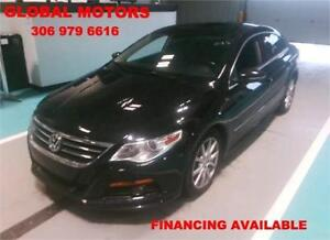 2011 VOLKSWAGEN PASSAT CC HIGHLINE - FINANCING AVAILABLE