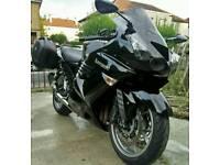 Kawasaki ZZR1400 ABS 2007