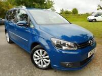 2012 Volkswagen Touran 2.0 TDI BlueMotion Tech Sport 5dr Convenience Pack! 5...