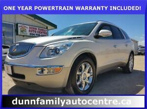 2010 Buick Enclave CXL2 LOADED MODEL!
