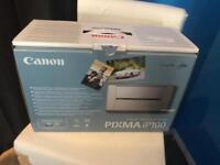 Canon pixma ip 100 portable printer