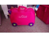 Trunki suitcase £15 each