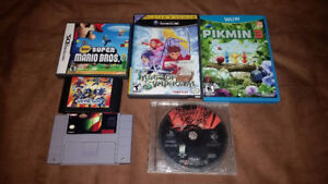 Selling an Assortment of Video games!