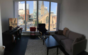 Short Term furnished bedroom located close to Eaton Centre!