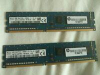 8Gb HP RAM