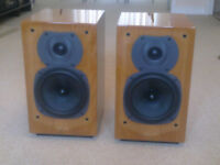 Quad 12L2 Loudspeakers.