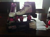 Girls skates size 2