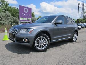 2014 Audi Q5 2.0L Komfort  VERY GOOD CONDITION. COMES WITH 4 BR