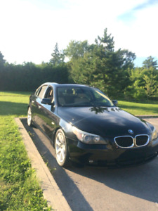 Bmw 545i SMG m sports package