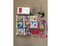 Girls Nintendo ds bundle