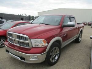 2010 Dodge Ram 1500 LARAMIE 4WD CREW CAB! LEATHER! NAV! SUNROOF!