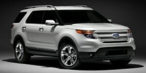 2014 Ford Explorer AWD LIMITED Accident Free,  Navigation (GPS),