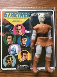 """Star Trek 8"""" Retro Cloth Figure : Andorian"""