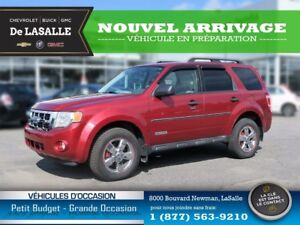 2008 Ford Escape XLT AWD A Real Gem..!