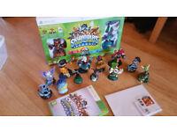 Xbox Skylanders Swap Force - Starter Pack plus 12 figures extra