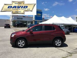 2015 Chevrolet Trax 1LT FWD LOADED BLUETOOTH LOCAL TRADE!!!