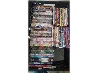 55 DVDs great condition selling as a bundle