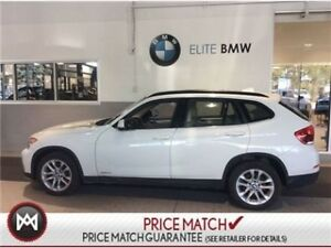 2015 BMW X1 PREMIUM, AWD, LOW KMS