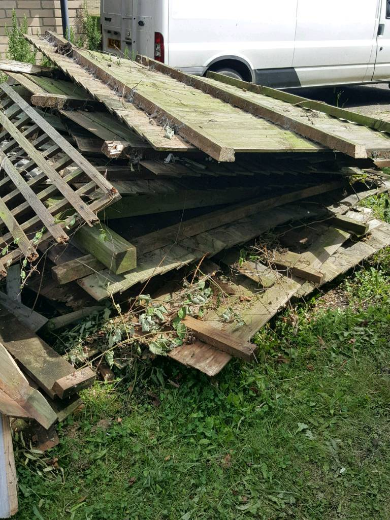Free old fence panels in norwich norfolk gumtree free old fence panels image 1 of 3 baanklon Choice Image