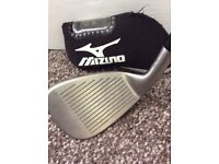 Mizuno MX100 Sand Wedge with head cover steel shaft