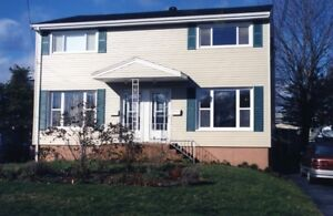 Dartmouth Duplex available for September 1/17