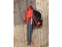 Flymo Scirocco 3000w leaf blower and and shredder vacuum, reduced price