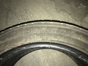 235 45 17 94 Y Michelin Pilot Sport - 120 for all 4