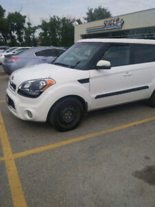 2012 Kia Soul 4u Luxury Hatchback