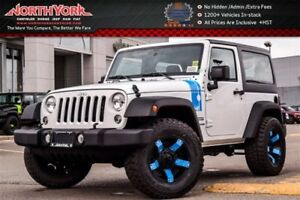2017 Jeep Wrangler Sport New Car|4x4|HardTop|A/C|BajaAtzP3Tires|