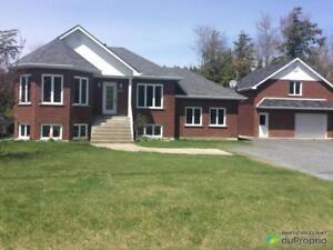 589 500$ - Bungalow à vendre à Sherbrooke (Rock Forest)