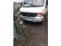 Mercedes vario spare parts loads available