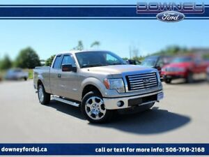 """2011 Ford F-150 XLT WITH XTR PACKAGE 4X4 ON 20\"""" RIMS"""
