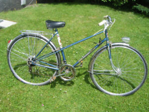 "Limited edition Vintage 70""s Peugeot Road bike for sale..."