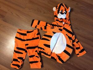 Carter's 6-9m Tiger Baby Halloween Costume