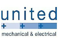 JIB Electrician required for commercial refit in Northampton £19 ph.