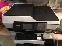 Brother mcfg6920dw professional series