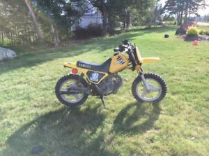 Selling 2 Yamaha PW 50's ('83, '82) - $500 each