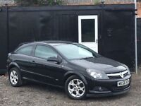 ★ VAUXHALL ASTRA 1.4L SXi + 3 DOOR + COUPE + FOGLIGHTS + ALLOYS ★