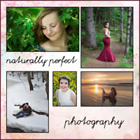 Naturally Perfect Photography - Wedding Packages 2017-2018