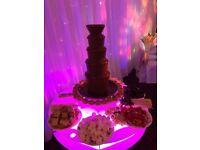 Chocolate Fountain, Candy Floss, Popcorn, Nachos, Ice-Cream Hire - Birmingham & West Midlands