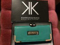 Brand new in box Kardashian Kollection purse