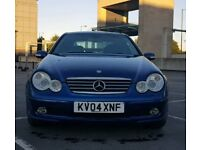 *PRICE REDUCED* 04 2004 Mercedes Benz C220 Diesel