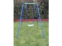 Garden Swing Fully adjustable height, great condition