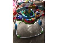 Baby einstein activity jumperoo
