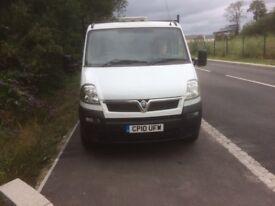 Vauxhall movano truck x condition