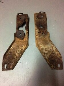 Wanted: Rear outer bumper brackets for a 1966 Comet