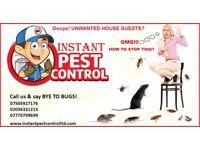 Guaranteed Pest Control 24/7 (Mice, Rat, Cockroach, Bedbugs, Wasps, Spiders, Ants, Fleas, Moth, etc)